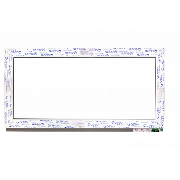 Fastkarm vindue B 119 X H 72